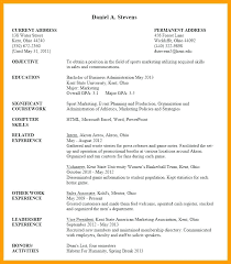 College Student Resumes Samples Sample College Student Resume Airexpresscarrier Com