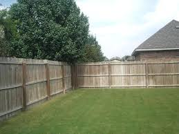 wood fence paint painting and staining fort worth painted privacy c55