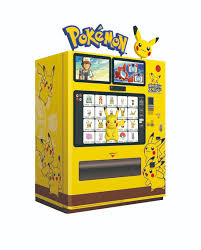 Vending Machine Purchase Unique Pokémon Vending Machines Pokémon Blog