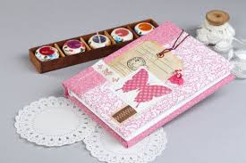 stationery handmade unusual notebook for girls beautiful cute diary unique notebook madeheart com