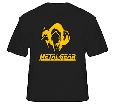 The Metal Gear <b>Special force foxhound</b> fox hound video games T Shirt