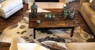best cowhide rugs for your home in 2018 full living cow hide rug ideas 15