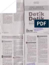 Kunci jawaban game teka teki lainnya level 2. Pembahasan Buku Detik Detik Un Bahasa Indonesia Untuk Program Ipa Ips Dan Keagamaan
