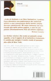 Amazon.it: il dio di gotham lyndsay faye n. gobetti libri