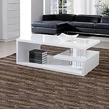 rosa designer square coffee table white high gloss finish free in coffe idea 1 architecture triplo round gloss swivel
