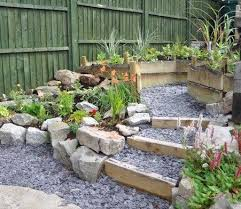 Small Picture 39 best rockery images on Pinterest Garden walls Slate and Dry