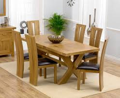 awesome solid oak dining table and large oak dining table and chairs amazing round extendable dining table