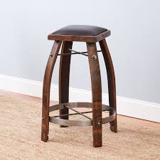 oak wine barrels. Good Looking Wine Barrel Bar Stools Vintage Oak Enthusiast Made Of Barrels E