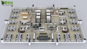Office Design Plan 3d Check Out These 3d Floor Plans Of The Sets For The Office