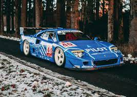 Brown of dallas, on 4 march. Why This Ferrari F40 Lm Is Worth Every Penny Of Its 6 Million Price Tag Carbuzz