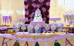 Amazing table decorations for party 37 beautiful purple party decorations