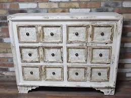 country distressed furniture. Image Is Loading RUSTIC-COUNTRY-DISTRESSED-ANTIQUE -WHITE-LARGE-CHEST-DRAWERS- Country Distressed Furniture N