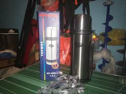 <b>Термос Biostal NY-1000-2 1 л</b> (узкое горло,ручка) От ...