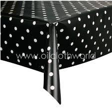 white vinyl tablecloths black polka dot vinyl tablecloth white vinyl tablecloths p8649