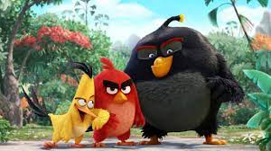 Angry Birds characters Wallpaper 2k Quad HD ID:1906