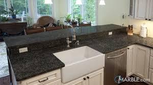 Brown Granite Kitchen Bahia Brown Granite Kitchen Countertop Design Ideas Gallery