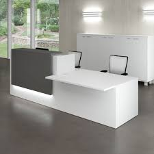 modern chairs curved reception counter furniture salon contemporary desk for spa executive built areas commercial office