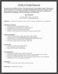Resume Skills Summary Of Qualifications How To Describe Yourself On ...