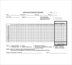 Attendance List Form 10 Attendance List Templates Pdf Doc Xls Free Premium Templates