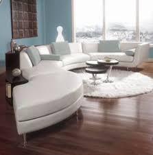 Half Round Couch