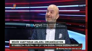 MEHİR VAKFI MÜTEVELLİ HEYETİ BAŞKANIMIZ MUSTAFA ÖZDEMİR BEY KON TV -  ANAHABER'E KATILDI - YouTube