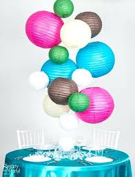 paper lantern light fixture paper lantern chandelier smarty had a party how to make a paper paper lantern