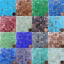 4 x4 glass tile inch mini metallic glass mosaic tiles 4x4 glass tile clear