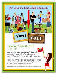 Free Yard Sale Flyer Template Free Yard Sale Flyer Template