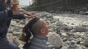 Mans Vlasy Copánky žena Prýmky Vlasy člověka Chlapec Se Viking účes Tkát Vlasy Horské řeky