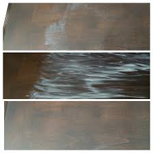 how to remove white heat stains from your wood table 1 rub white toothpaste in the direction of the grain on the affected area 2