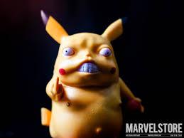 Mô hình Pokemon Pikachu phiên bản vl – Marvelstore