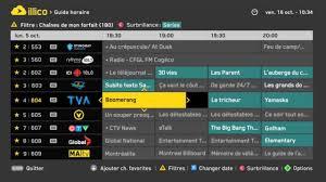 Le terminal helix tv vous permet d'accéder à helix directement sur votre écran de télé, pour profiter de cette nouvelle expérience de divertissement. Le Guide Horaire Reinvente Youtube