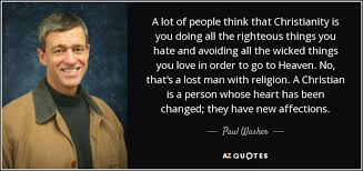 Christian Love Quotes TOP 100 QUOTES BY PAUL WASHER of 100 AZ Quotes 94