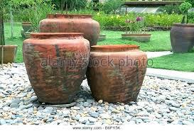 large outdoor flower pots good planter garden design with planting large outdoor plant pots