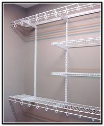 home depot wire shelves closet design ideas with for storage closetmaid cabinets