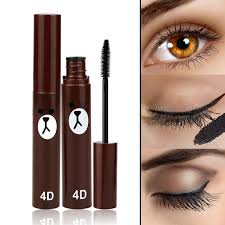 new pnf makeup black eye maa long eyelash silicone brush curling lengthening 4d waterproof cosmetics maa cosmetics brands makeup from