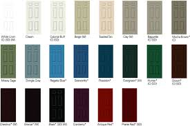 paint interior doorsInterior Paint Colors Clad Jambs Available In These Painting