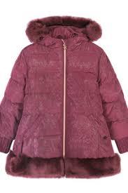 <b>Пальто</b> и плащи для девочек <b>COCCODRILLO</b> — купить на Яндекс ...