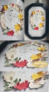 Paper Flower Frame Paper Flower Frame