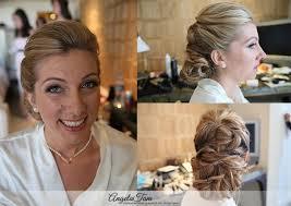 wedding hair and makeup artist on portrait photography san go ca
