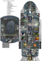 100  Spaceship Floor Plan   Capt Yatch Yate Del Cap 2 By Spaceship Floor Plan