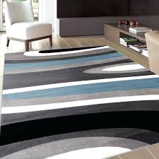 grey and blue area rug abstract contemporary modern blue area rug x crosier grey light blue