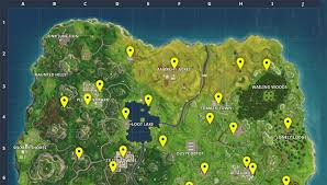 How To Get Vending Machines Placed Impressive New Vending Machine Locations Fortnite INTEL