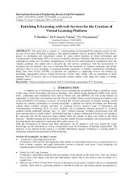 E Learning By Design William Horton Pdf Enriching E Learning With Web Services For The Creation Of