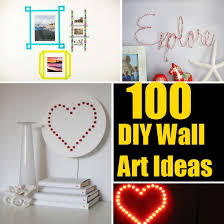 wall arts are the heart of our home or office decor because they spell out the theme of our interiors to the world for everyone who craves for unique decor  on 100 creative diy wall art ideas with 100 creative diy wall art ideas diy home things