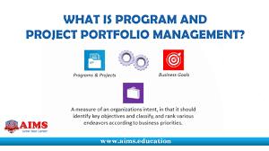 What Is Program Management And Project Portfolio Management Aims