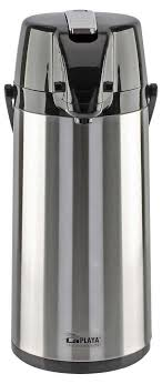 <b>Термос LaPlaya Glass</b> Filler Pump Pot, 1.9 л, пневмонасос со ...