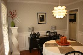 Dining Room Paint Ideas With Chair Rail White Spray Paint Wood - Dining room color ideas with chair rail