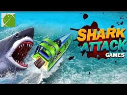 shark attack game blue whale sim android gameplay hd  shark attack game blue whale sim android gameplay hd