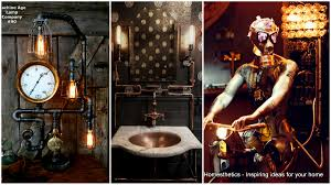 Steampunk Bedroom Adopt The Unconventional Steampunk Decor In Your Home
